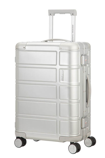 Alumo Kuffert med 4 hjul 55cm