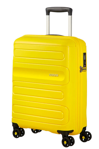 Sunside Kuffert med 4 hjul 55cm