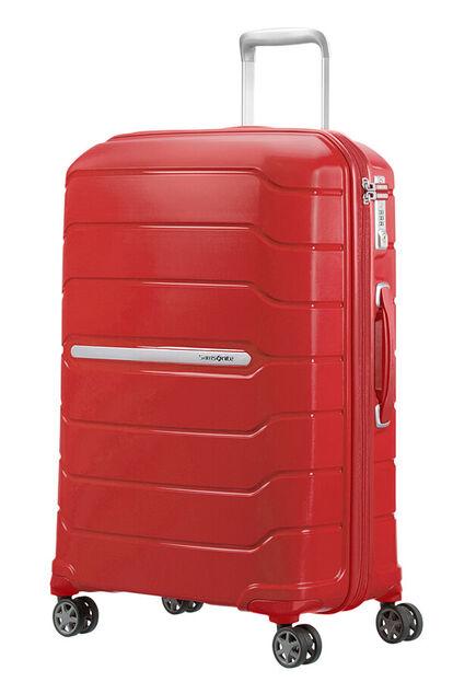 Flux Ekspanderbar kuffert med 4 hjul 68cm