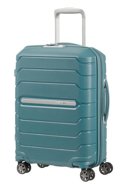 Flux Ekspanderbar kuffert med 4 hjul 55cm